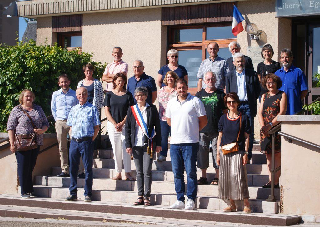 Conseil municipal de Sainte-Radegonde