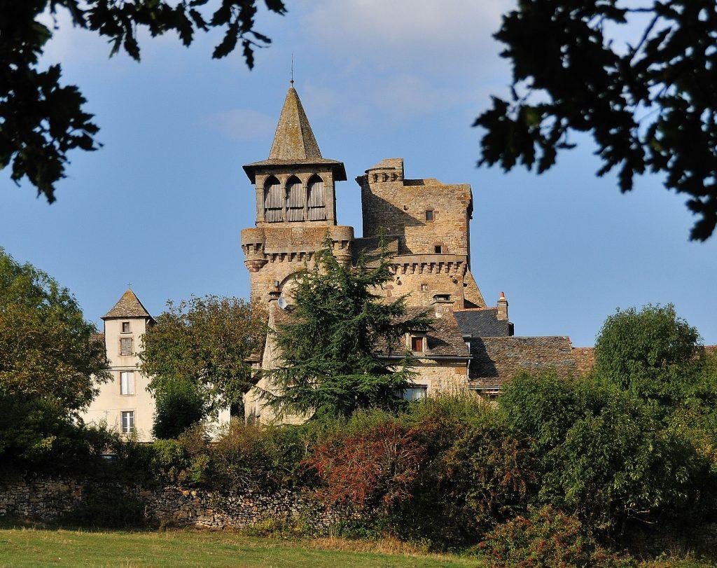 Eglise fortifiée de Sainte-Radegonde