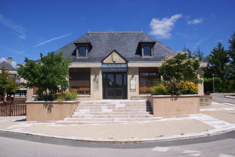 Mairie de Sainte-Radegonde