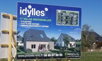 Les Idylles