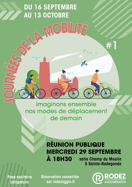 ère journée de la mobilité à Sainte-Radegonde