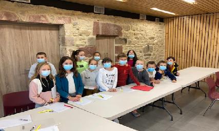 Conseil Municipal des Enfants de Sainte-Radegonde