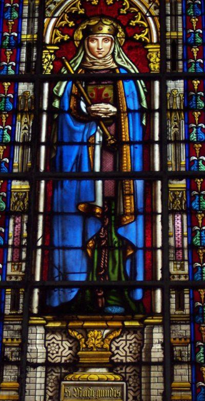 Sainte Radegonde de Poitiers